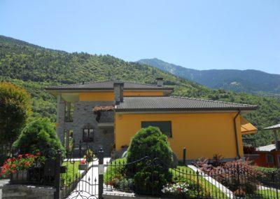 Villa finita in Albosaggia 2