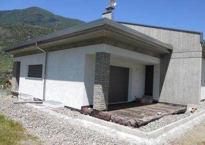 Villa in costruzione Albosaggia 2