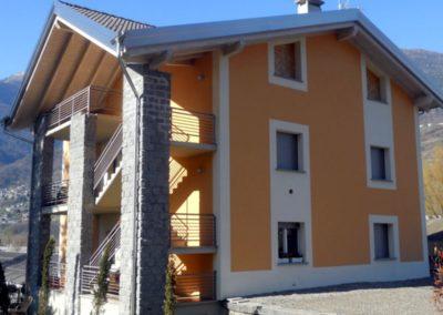 Opere edili di ristrutturazione a Caiolo - Sondrio